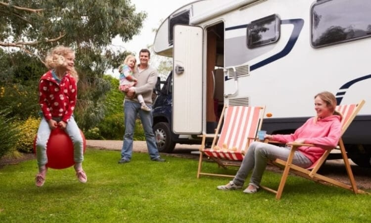 20 Tips To Making RV-ing With Kids A Breeze