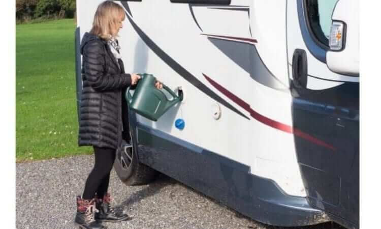 How Long To Keep Fresh Water In An RV Tank
