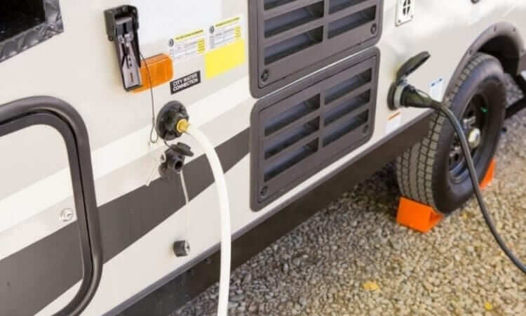 How To Blow Out RV Water Lines For Winterization