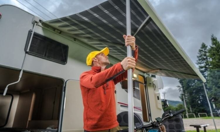 baysiderv How To Fix My RV Awning An Easy Guide For Campers