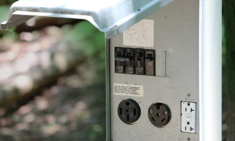 How To Install A 50 Amp RV Outlet At Home