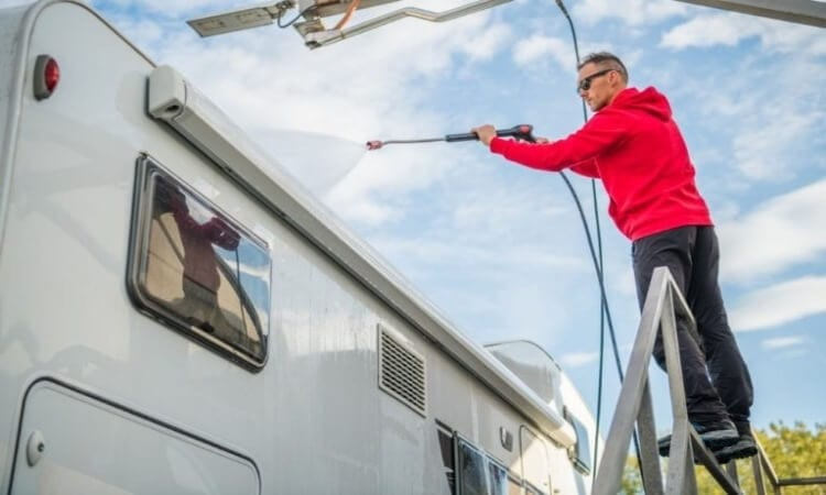 How To Repair A Tear In An RV Roof And How To Maintain It
