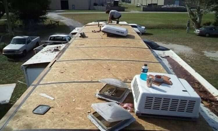 How To Reroof An RV: A DIY Guide
