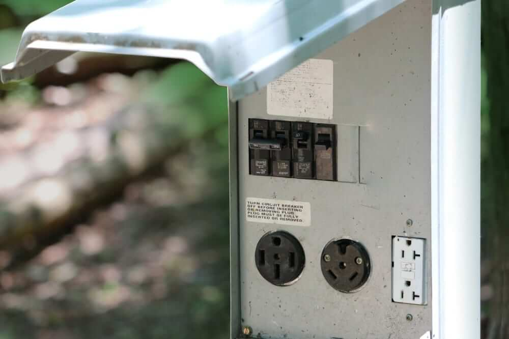 How To Wire A 30 AMP RV Breaker Be Your Own RV Electrician