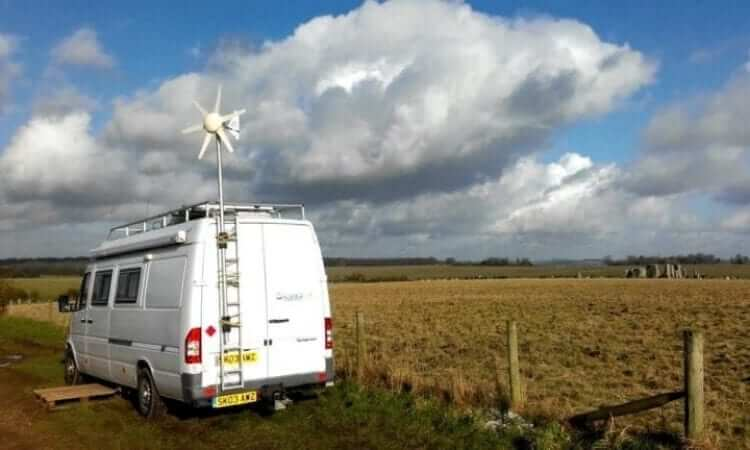 The 4 Best Wind Generators For RV