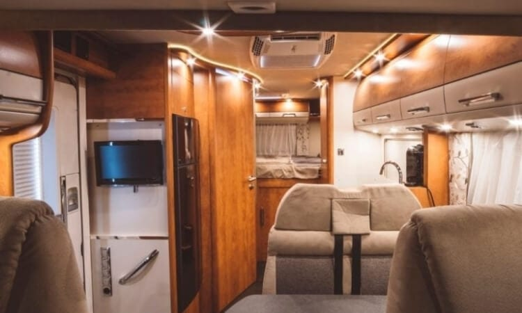 The 5 Best 12-Volt TV For RVs