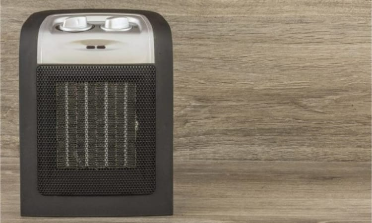 The 5 Best Ceramic Heaters for Chilly RV Nights