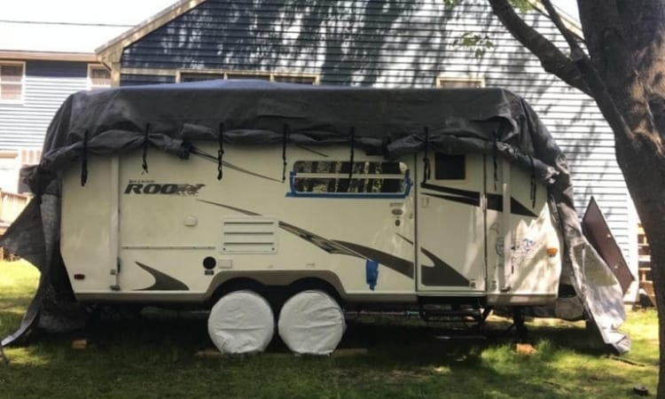 The 5 Best RV Covers For Travel Trailers