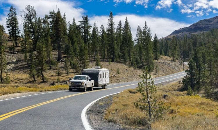 The 5 Best Trucks For Towing A Fifth Wheel RV