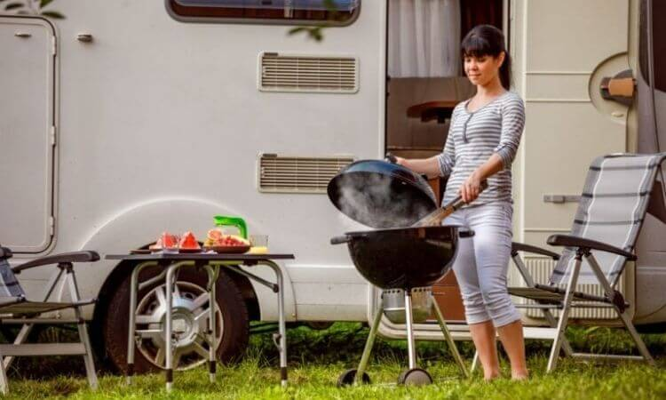 The 7 Best BBQ Grills for RV Camping