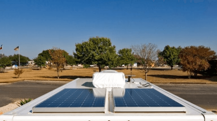 The 7 Best Portable Solar Panels For RV Battery Charging