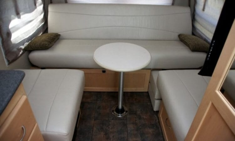 The Best Ottoman for RVs: Top Cozy Picks