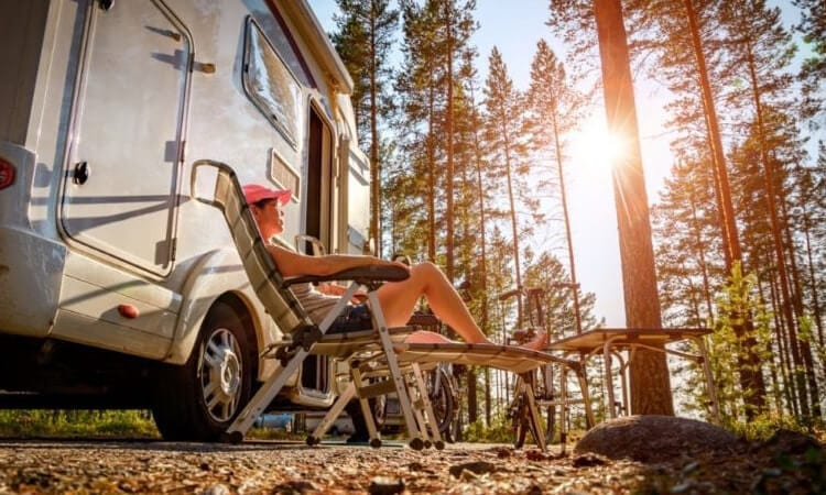 Where To Live In An RV: A Guide To Off-Grid RV Living